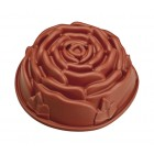 Silicone Moulds Rose Bundt Pan