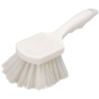 Steady Grip Handle Brush - White