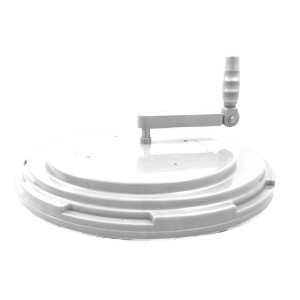 Salad Spinner - White