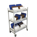 Drying Trolley For Racks