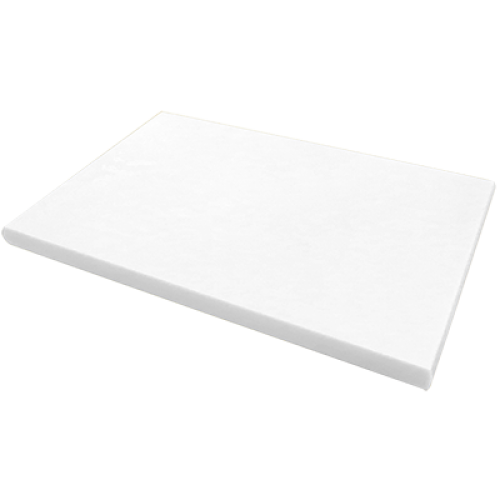 Cutting board white for White cutting board used for