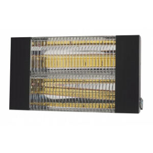 Infrared Electric Heater IR3000-IPX5-Stainless