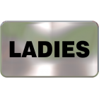 Wall Sign - Ladies