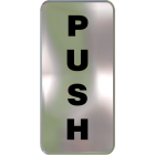 Wall Sign - Push