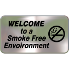 Wall Sign - Smoke Free Zone