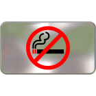Wall Sign - No Smoking