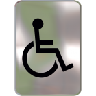 Wall Sign - Disabled
