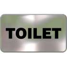 Wall Sign - Toilet