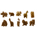 Chocolate Moulds 22 Jungle